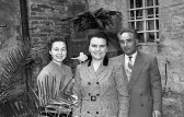 "35. Famiglia Rosciani, Emanuele, Gigetta e Germana - Fototeca Comunale ""B. Grandinetti"""