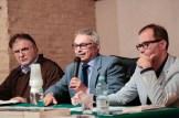 Intervento di Vincenzo Varagona autore del libro su p. Pietro Lavini. 11-12-2016 Foto Jonathan Micucci.