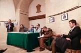 Parla il Sen. Mario Morgoni alla presentazione libro Vincenzo Varagona su p. Pietro Lavini. 11-12-2016 Foto Jonathan Micucci.