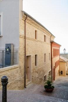 Oratorio Parrocchiale di Via S. Marco. Foto di Sergio Ceccotti.