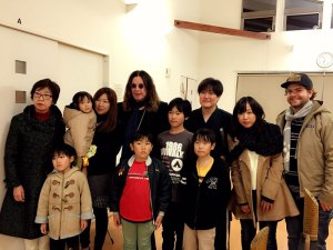 Ozzy & Machii family