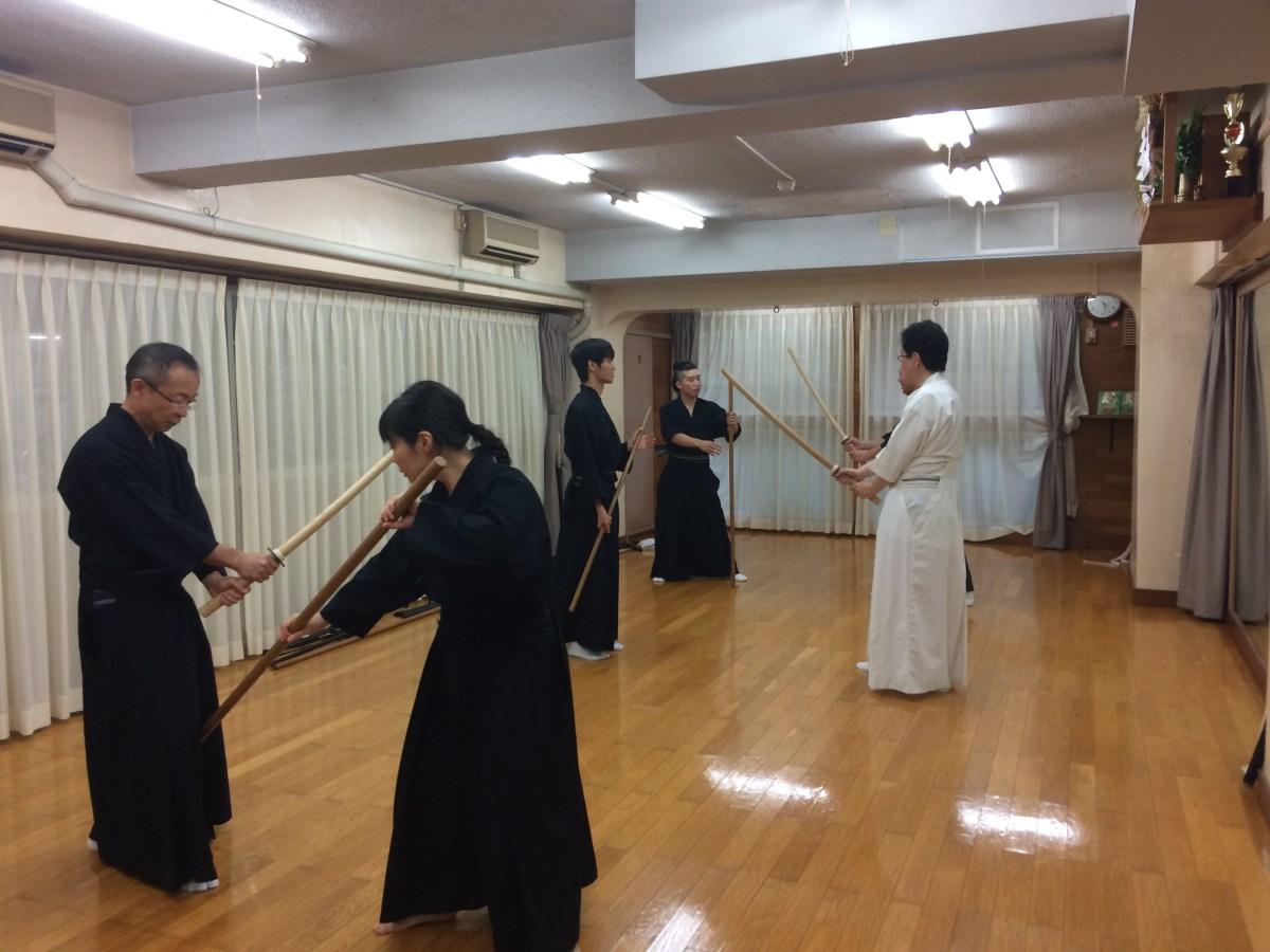 修心館東京道場