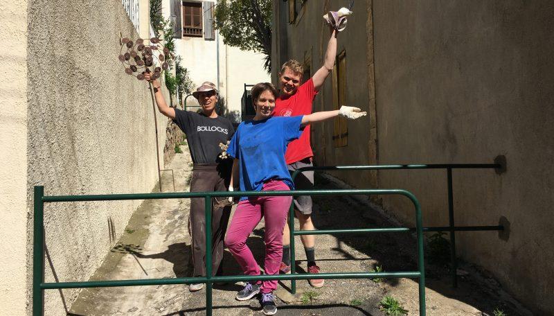 House renovation dream team