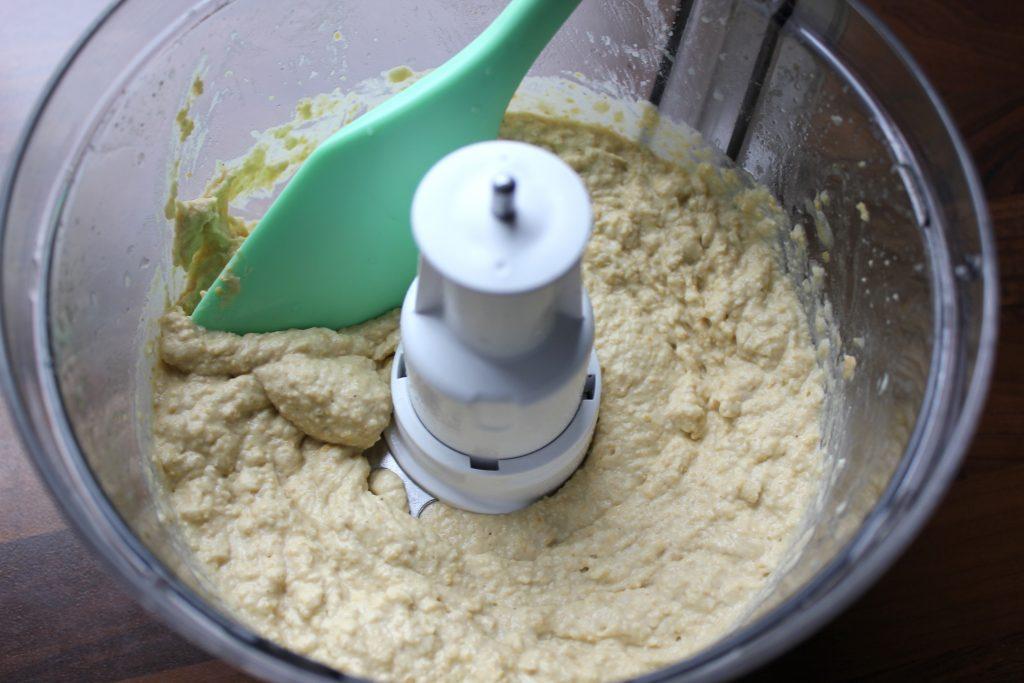 hummus recipe plant-based