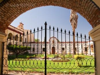 Le couvent de San Bernardo