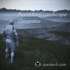 Landscape Generator - Isara Tech