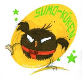 Sumo-Küken Skizze (Photoshop)