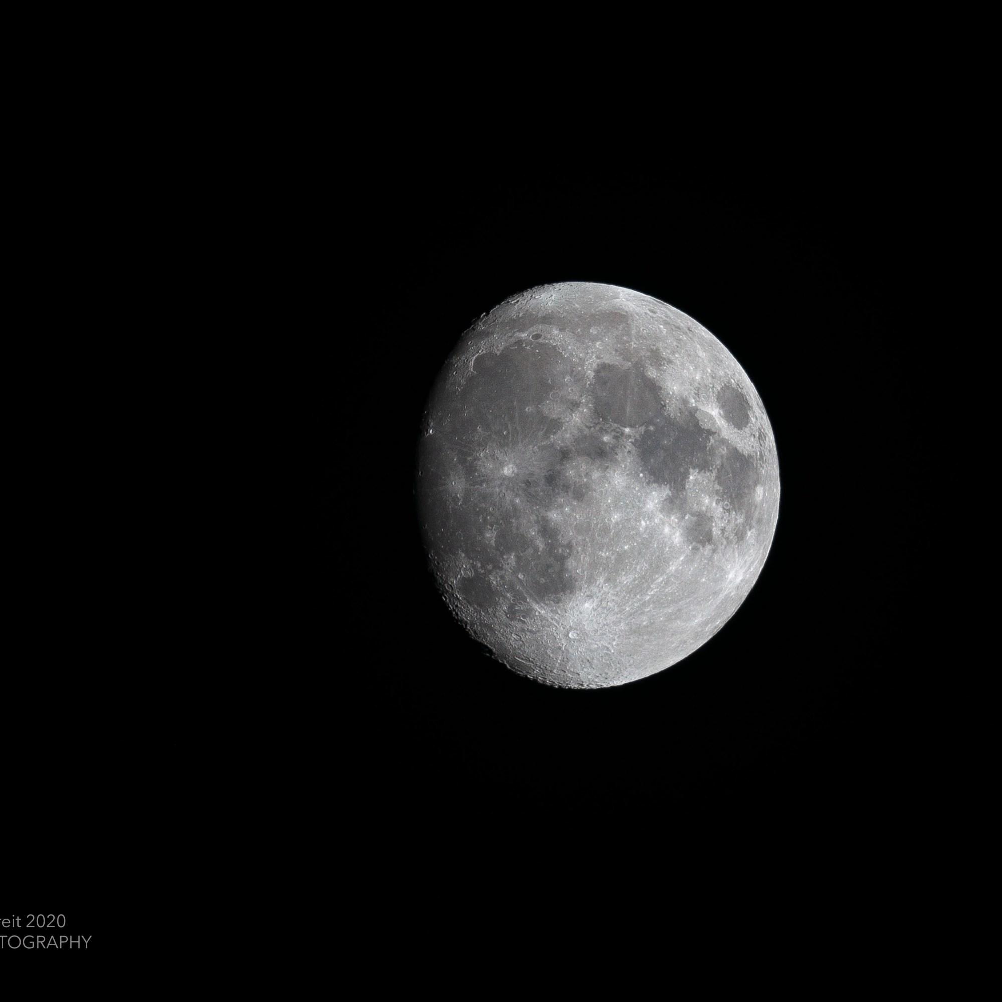 Takahashi FSQ-85EDX Moon