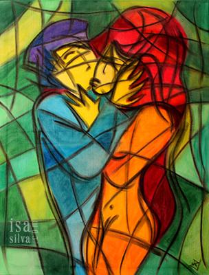 pastel-kissing-60x80cm-400