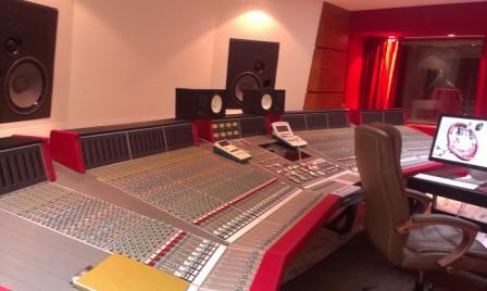 Studios de la Chine, console