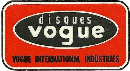 Logo des disques Vogue