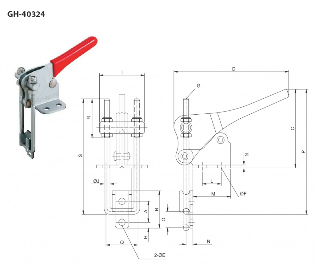 Goodhand Toggle Clamps