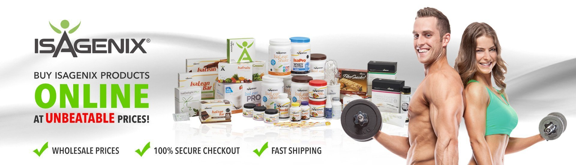 buy Isagenix uk