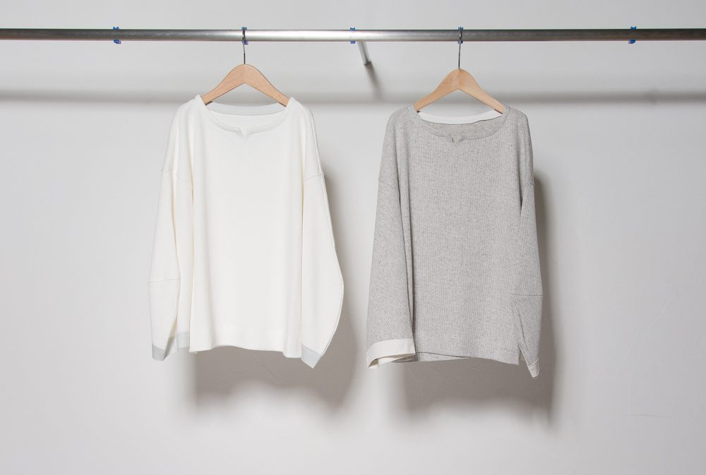 Design sleeve pullover