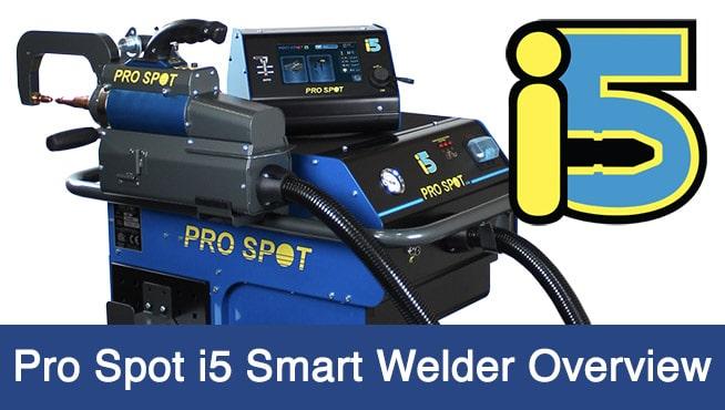 Pro Spot i5 Smart Welder Overview