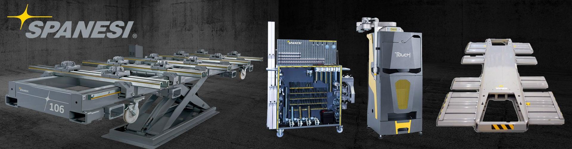 Spanesi Auto Body Equipment