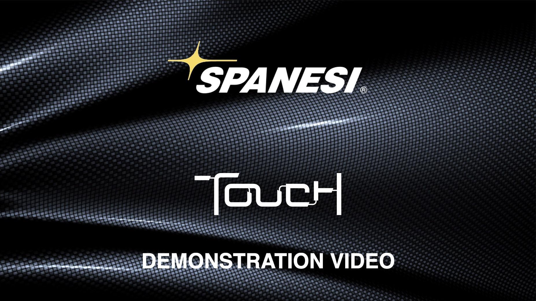 Spanesi-Touch Video