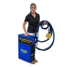 lightweight dust free sanding system