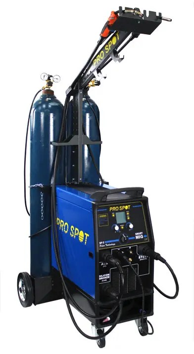 MIG Welding Machines and Allied Facts