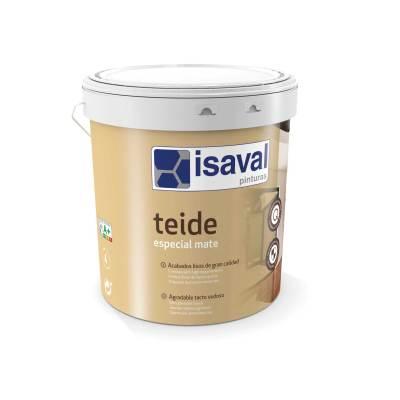 Тейде моющаяся краска для стен и потолков. Высокая укрывистость и стойкость к мытью.