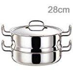 【食器・調理道具編・1】蒸かし用の鍋
