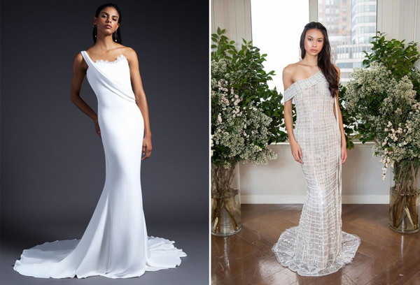 Wedding Bridal Fashion Dresses Trends 2020