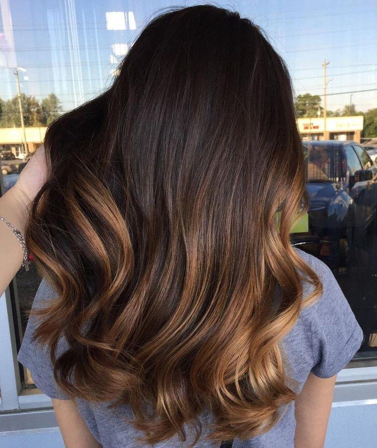 most beautiful hair colors 2021