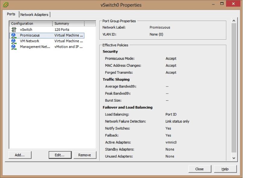 Running Snort On VMWare ESXi SANS Internet Storm Center