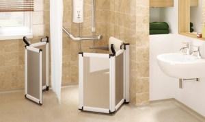 Disabled wetroom