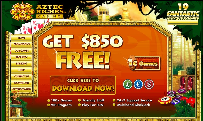Aztec Riches Casino Review: Is Legit or a Scam | Sister Sites Casinos