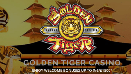 Is Golden Tiger Casino Legit or Scam? – Review   Sister Casinos (2020)