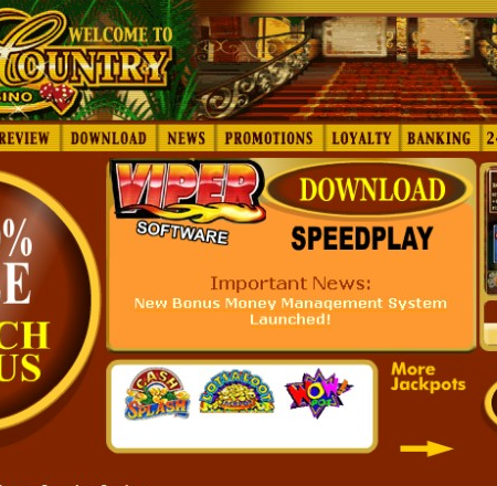 Vegas Country Casino Review: Legit or Scam? | Sister Sites