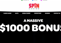 Is Spin Casino Legit