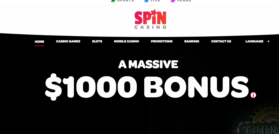 Is Spin Casino Legit or Scam? – Review   Sister Casinos (2020)