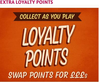 Bingo Extra Loyalty Program