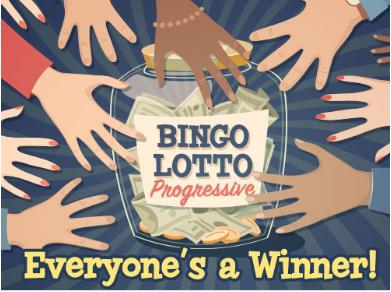 Bingo Lotto Progressive Jackpot