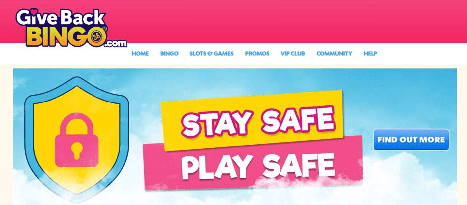 Is Give Back Bingo Legit or Scam? – Review | Sister Sites