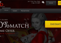 Is Lucky Red Casino Legit