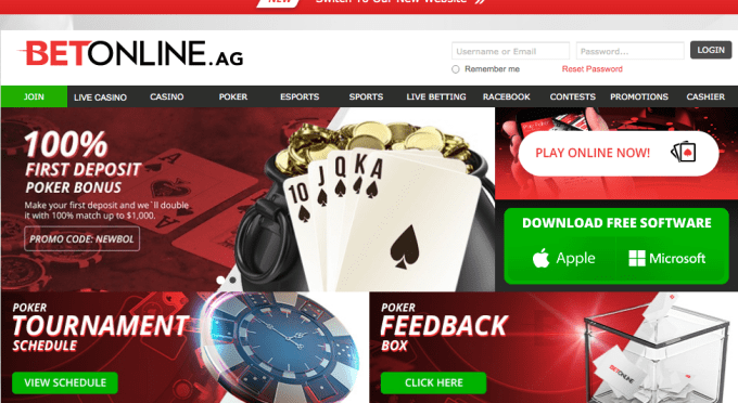 BetOnline.ag Poker Review