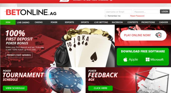 BetOnline.ag Poker Review