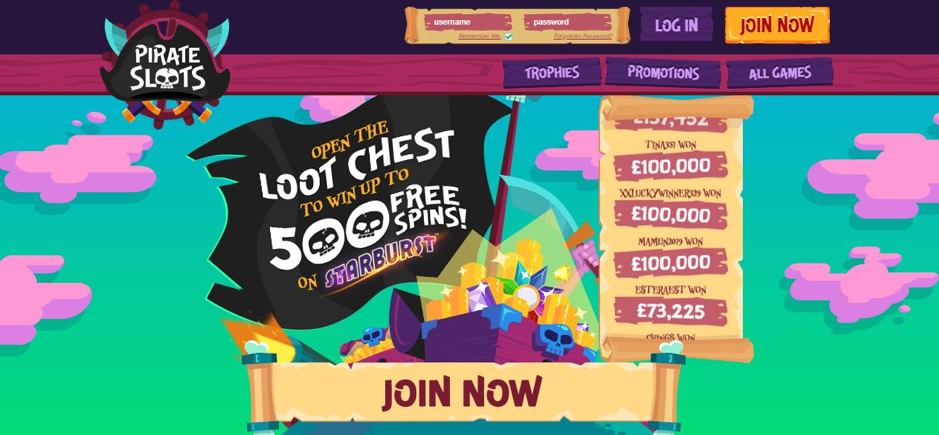 Is Pirate Slots Legit or Scam? – Review | Sister Sites