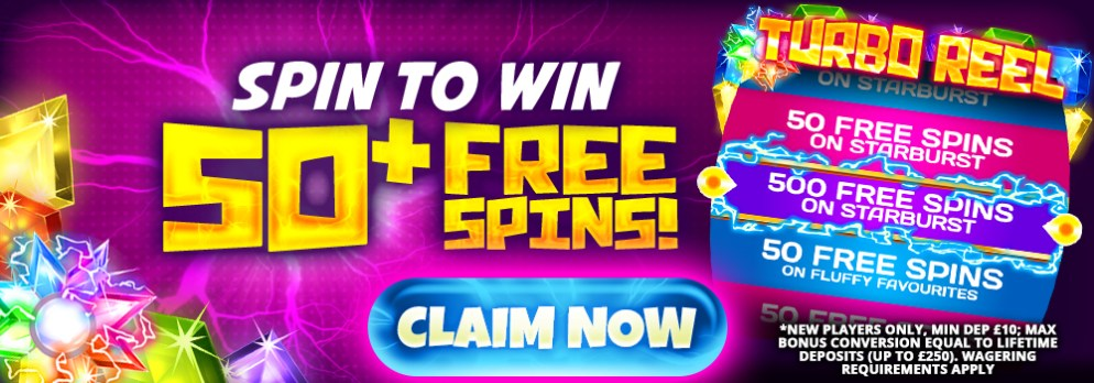 Spin to Win Promo
