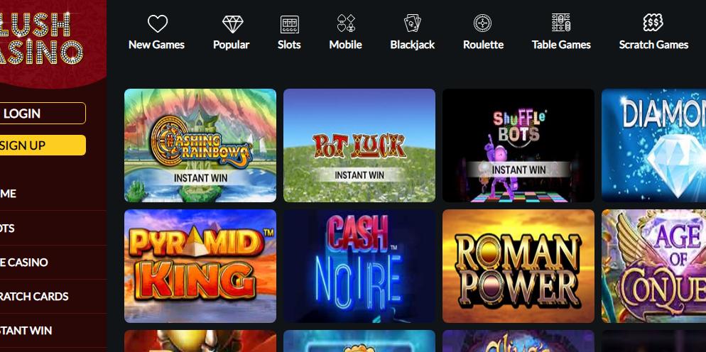 Is Plush Casino Legit or Scam? – Review | Sister Sites