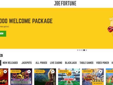 Joe Fortune Casino Review: Scam or Legit? | Sister Sites