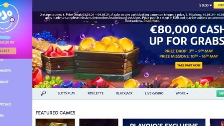 Playojo Casino Review: Scam or Legit? | Sister Sites