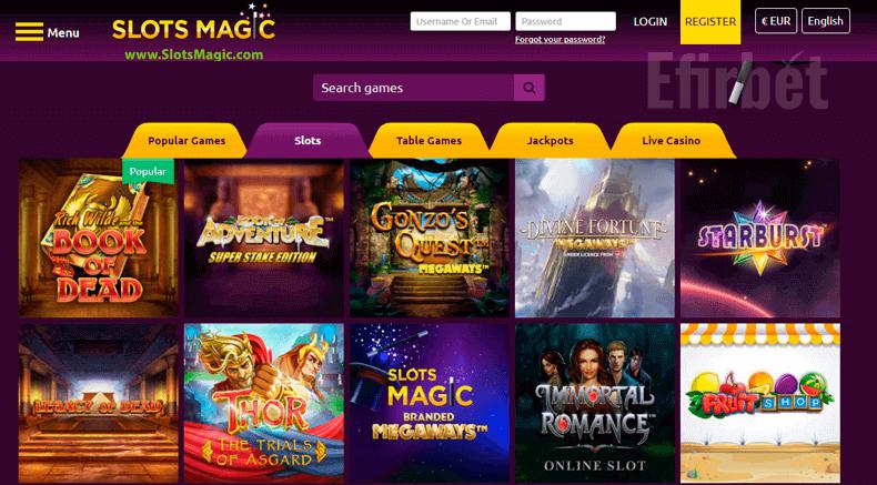 Slots Magic Review: Legit or a Scam? | Sister Sites