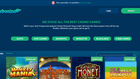 Turbonino Casino Review: Scam or Not?   Sister Sites