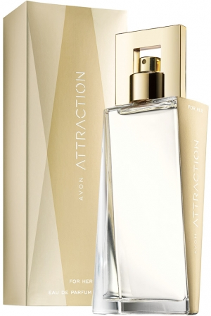 Avon Attraction For Her Review I Scent You A Day