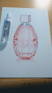 jimmychoo leau my bottle
