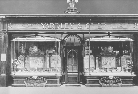 from www.YardleyLondon.co.uk